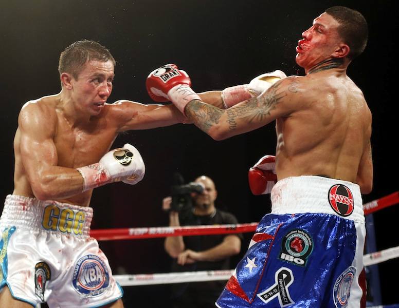 Note On Gennady Golovkin vs. Gabriel Rosado