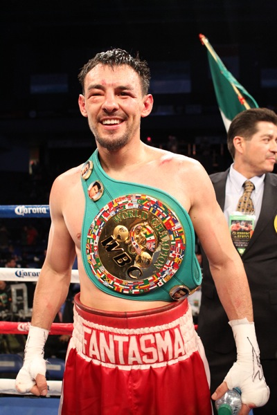 Guerrero, Donaire FIGHTERS OF THE YEAR