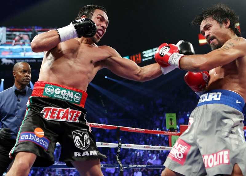 Doctors Never Examined Pacquiao