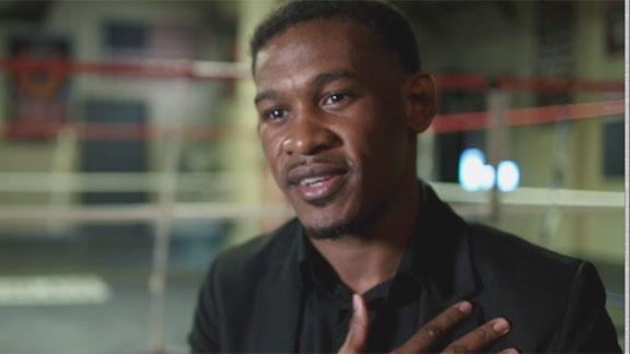 Danny Jacobs Starts Foundation