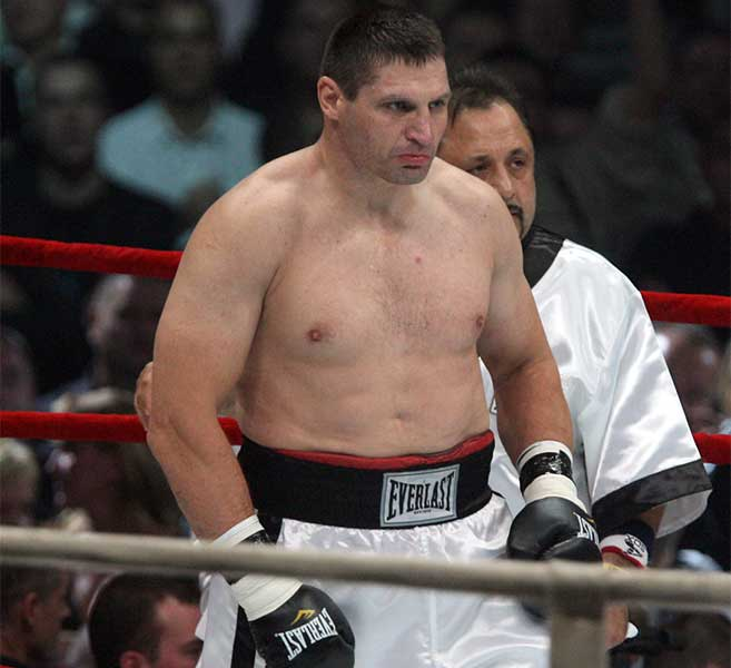 Andrew Golota boxing news the sweet science