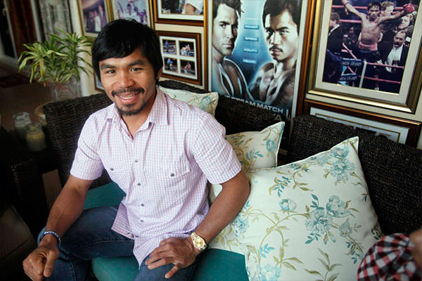 Pacquiao, Arum Channel