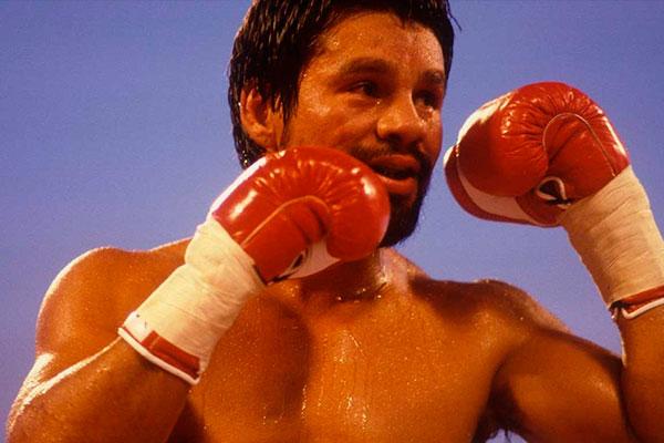Fighting Roberto Duran