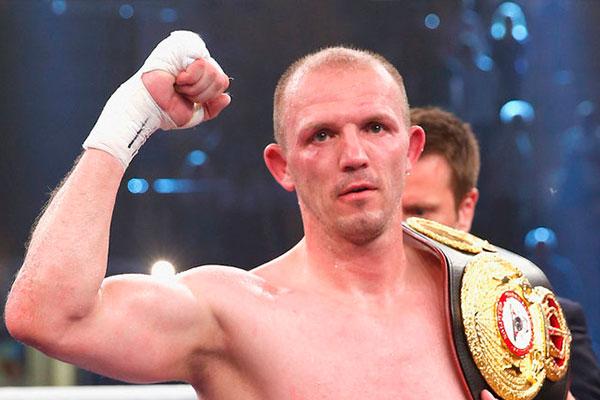 WBA Light Heavyweight Title
