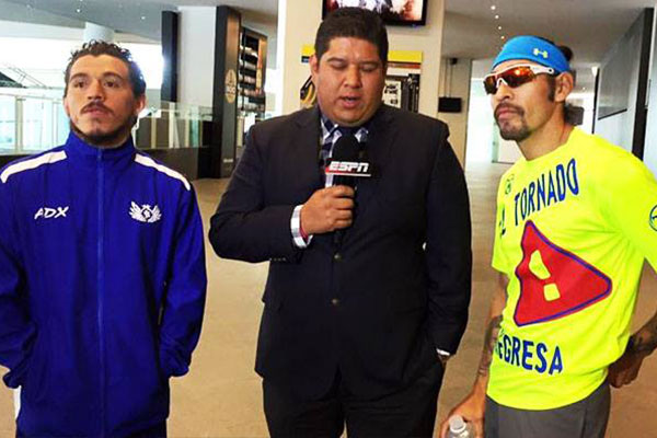 Margarito Makes Super Welterweight Limit