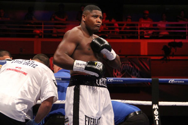 Luis Ortiz Must Shine
