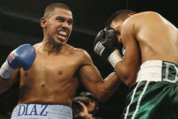 Diaz Headline's Top Rank's March 19