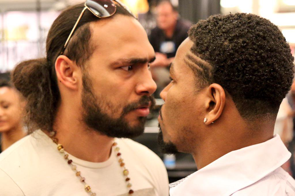 🥊 What Keith Thurman Expects From Shawn Porter Is Probably