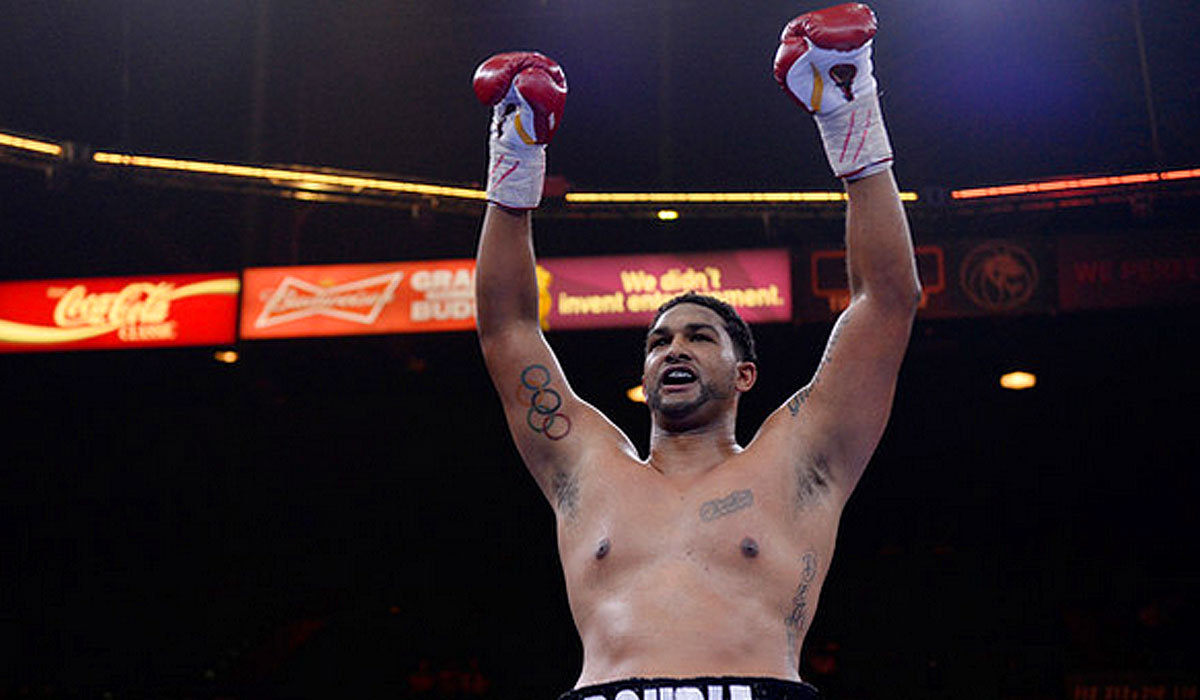 Anthony Joshua Selects Dominic Breazeale