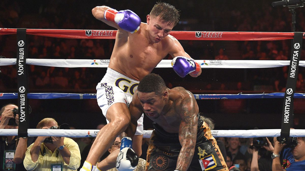 Golovkin Must Continue Cleaning