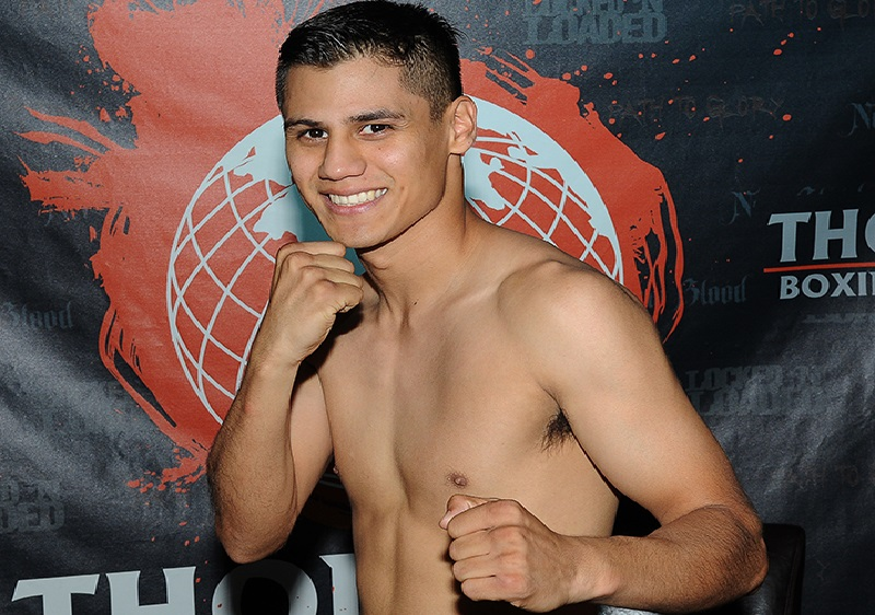 Danny Roman Retains NABA Title