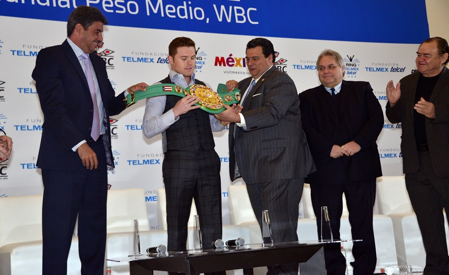 Canelo Drops WBC Middleweight Title