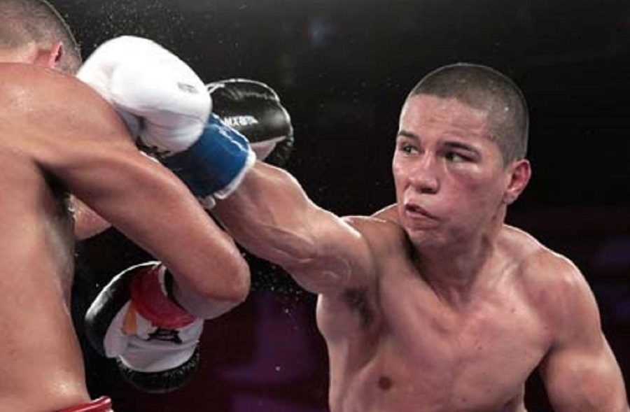 Saul Rodriguez Delivers Message Via KO