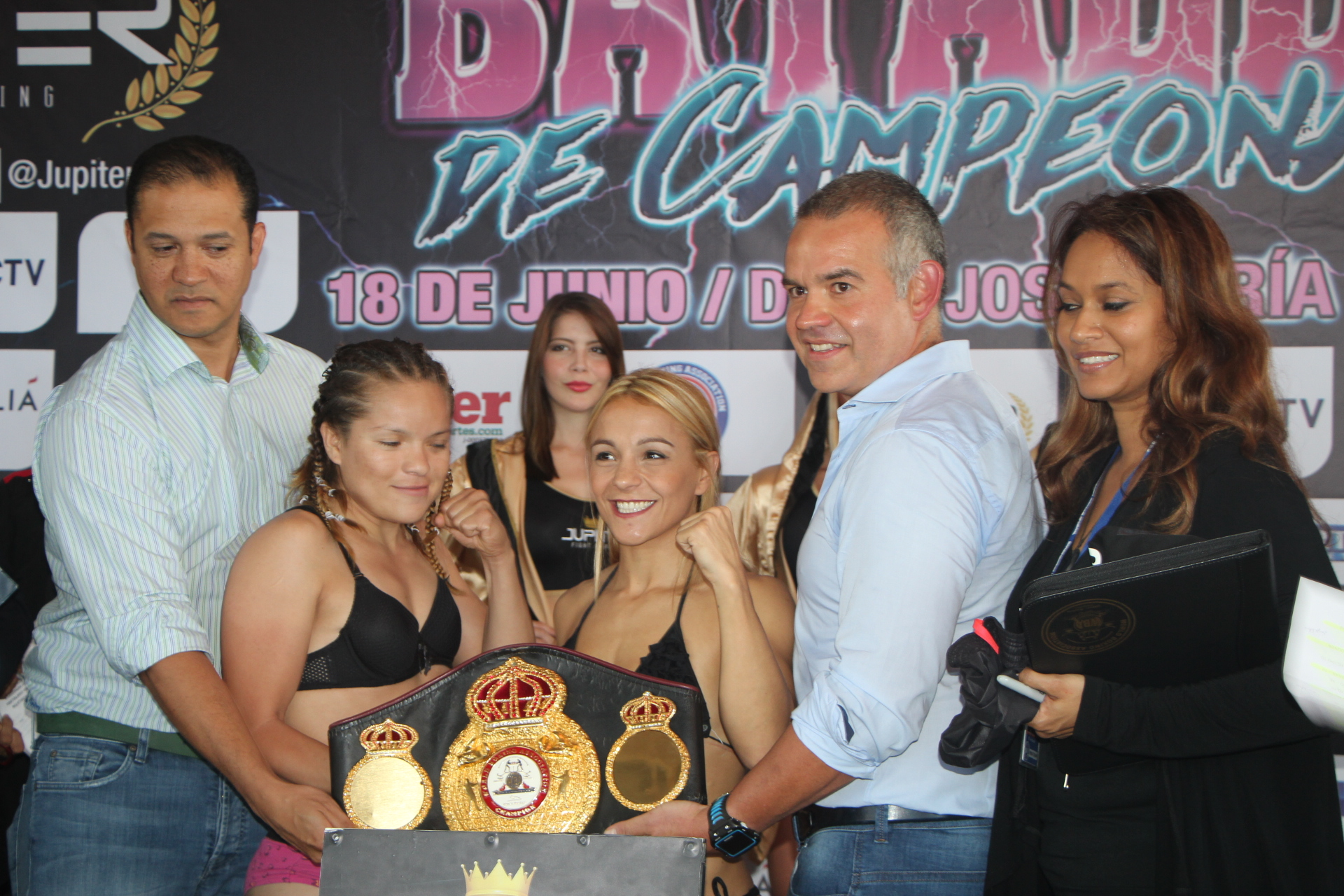 Female Boxing Thrives