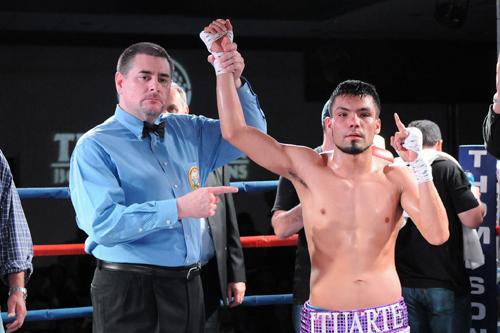 Erick Ituarte Wins