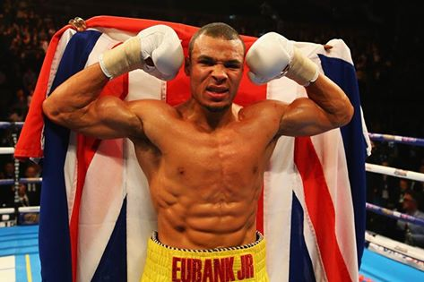 Chris Eubank Jr. Blows Away Tom Doran