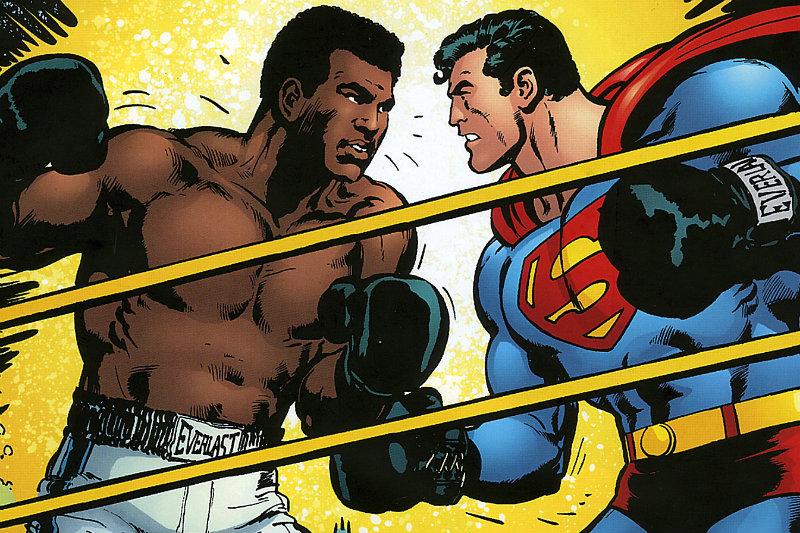 Muhammad Ali: Paying Homage