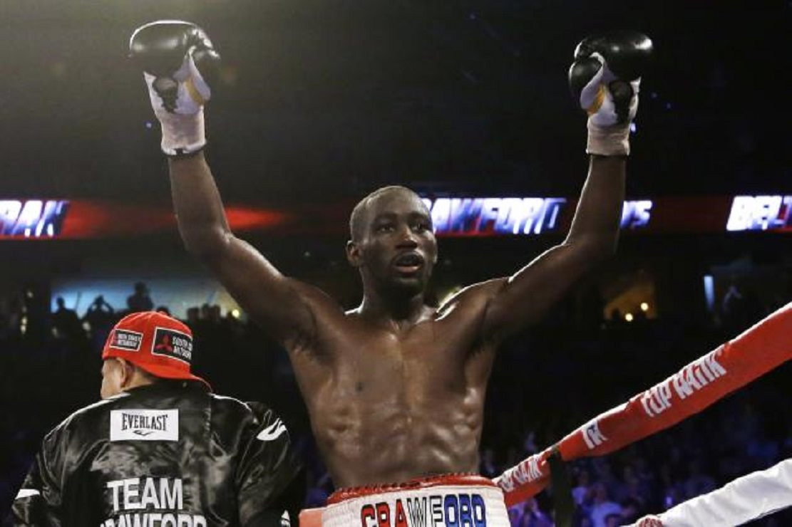 Terence Crawford PPV Debut