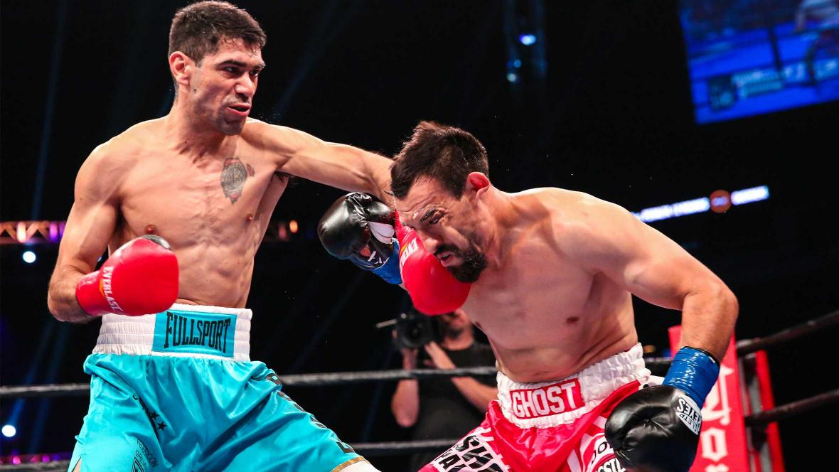 Peralta Hands Guerrero Upset Loss