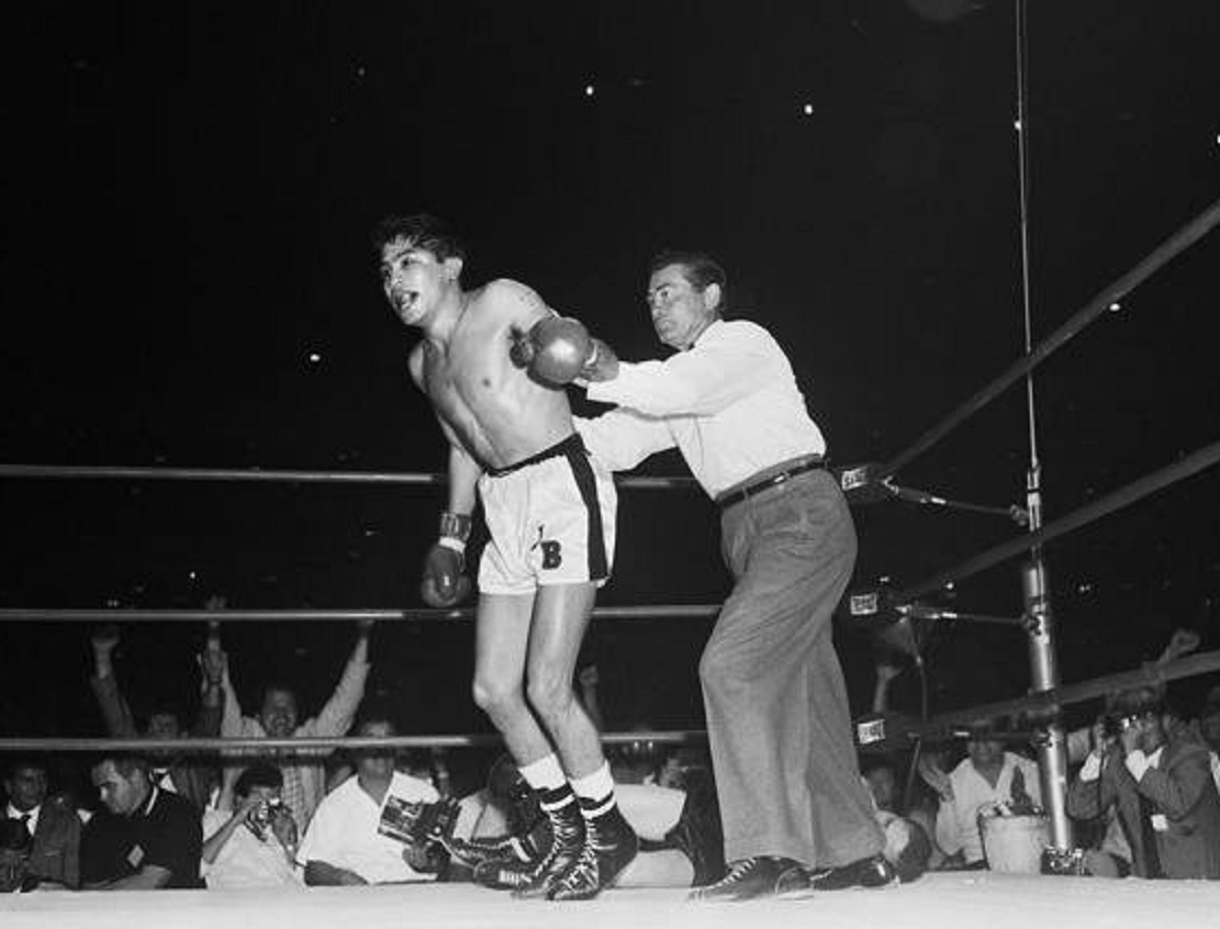 R.I.P. Former World Bantamweight Champion Jose Becerra