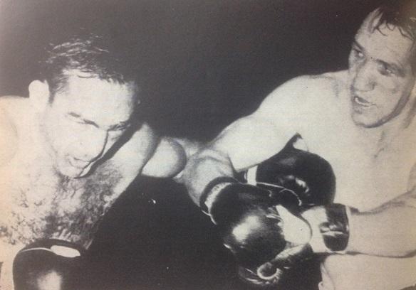 57 Years Ago Today Carmen Basilio vs Gene Fullmer