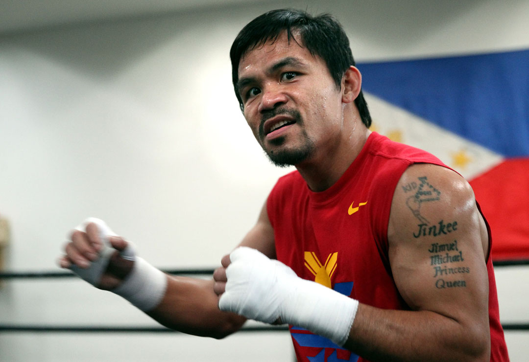 Pacquiao-Vargas: A Money Grab