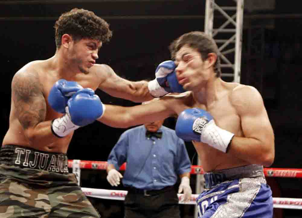 Friday Sees 3 Regional Title Fights
