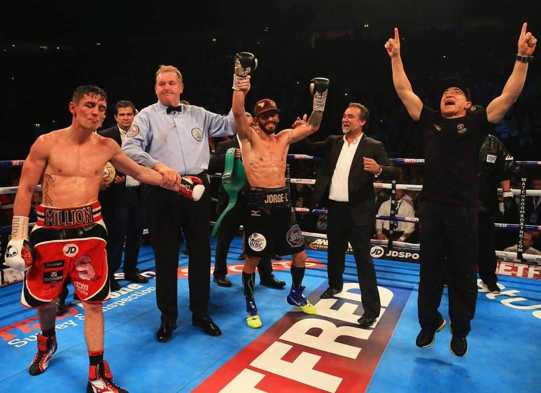 Linares Outclasses Crolla in Manchester