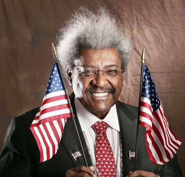 Octogenarian Fight Promoter Don King