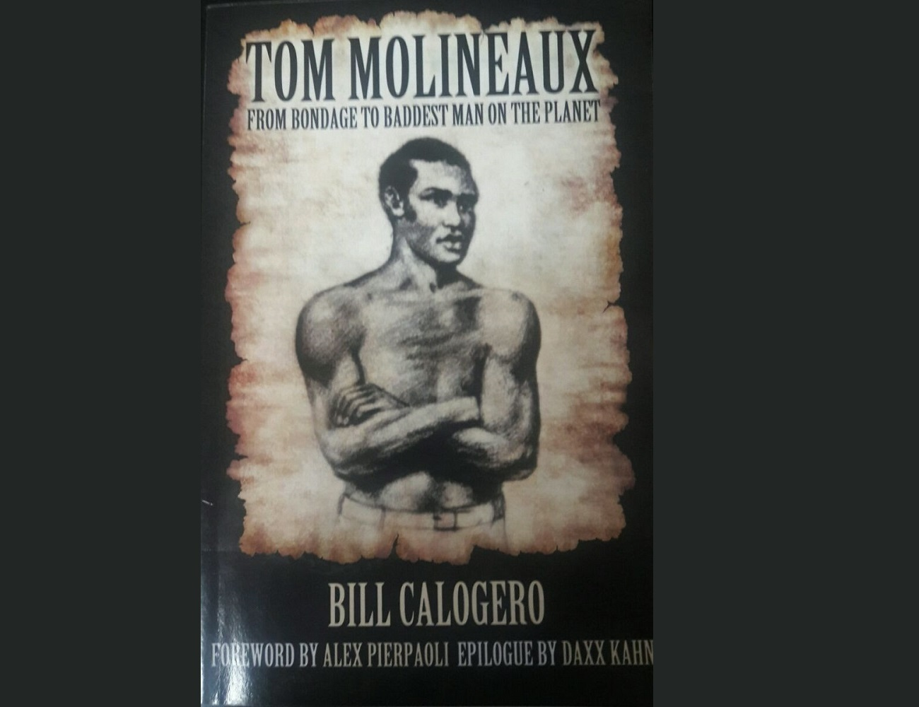TOM MOLINEAUX