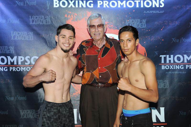 Ruben Villa vs Jose Mora TONIGHT