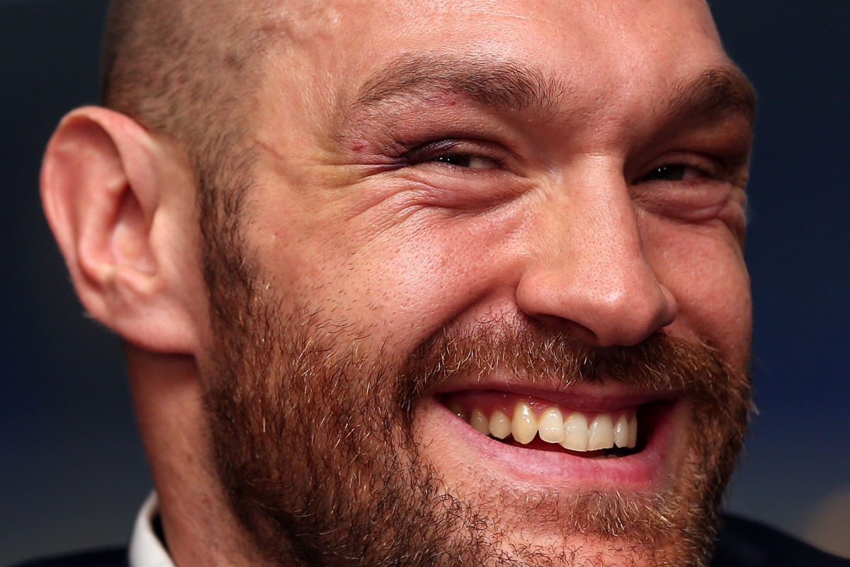Fury vs Klitschko Rematch