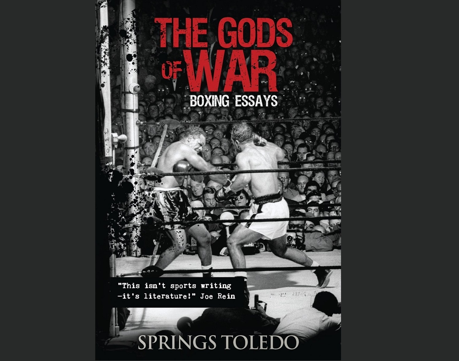 Book Review THE GODS OF WAR