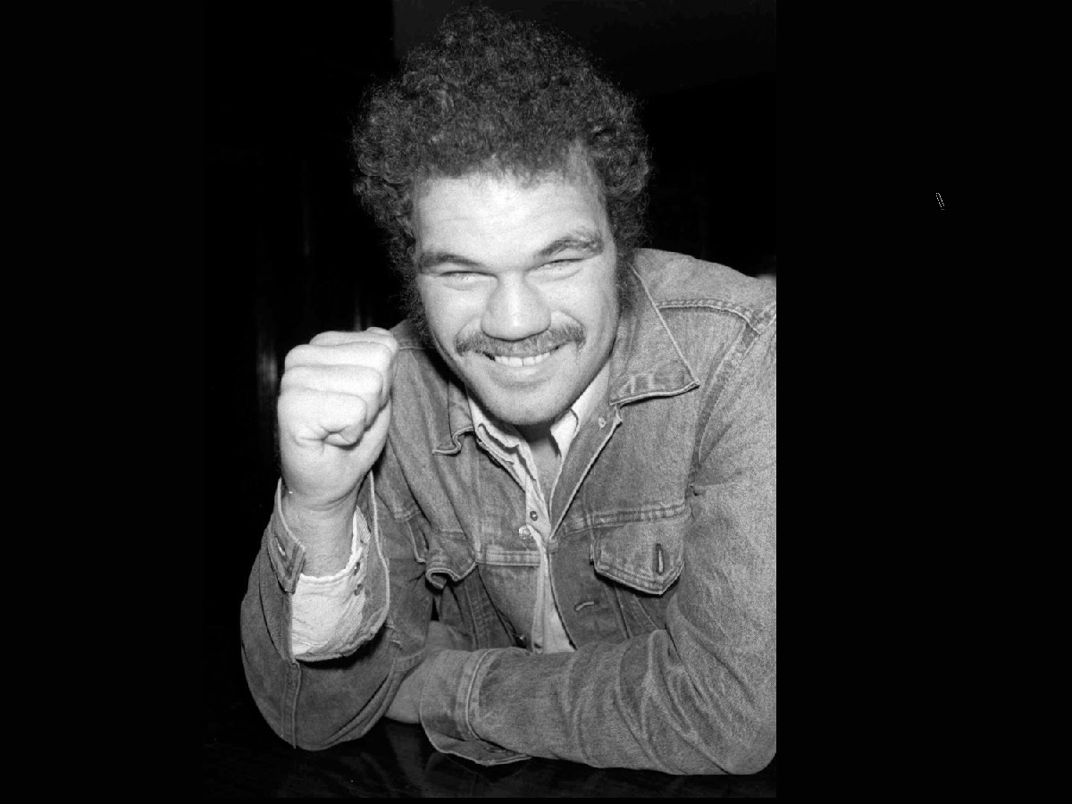 Tex Cobb was Tyson Fury