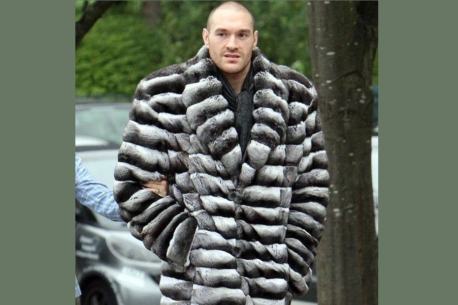 Tyson Fury and Cocaine