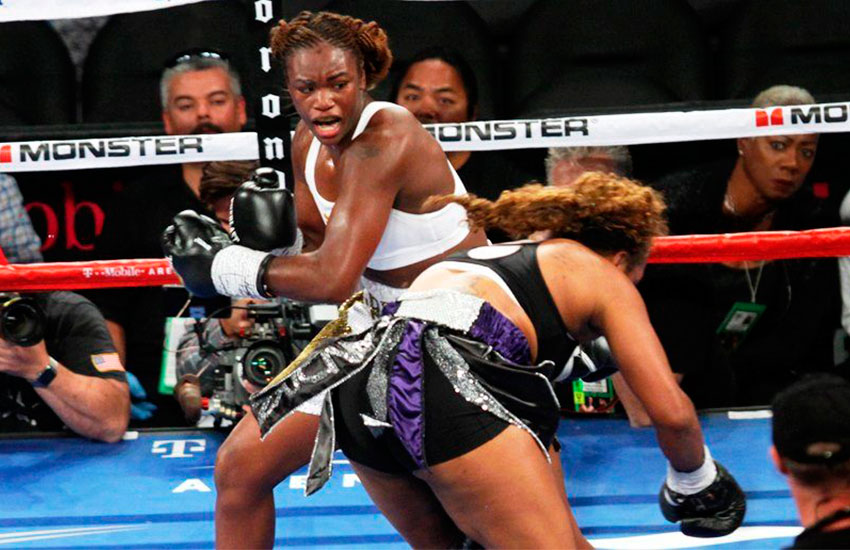 Female Prizefighting