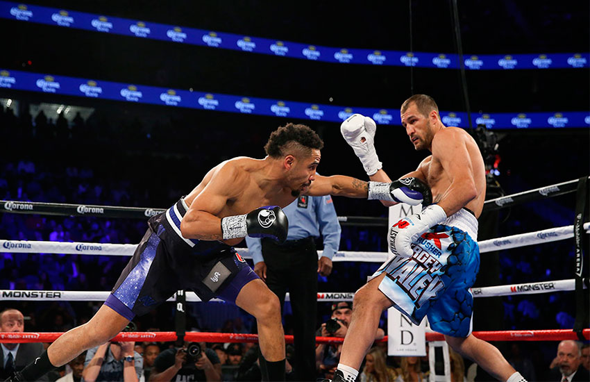 Kovalev vs Ward Results