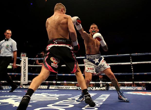 Cardiff Fights Saturday
