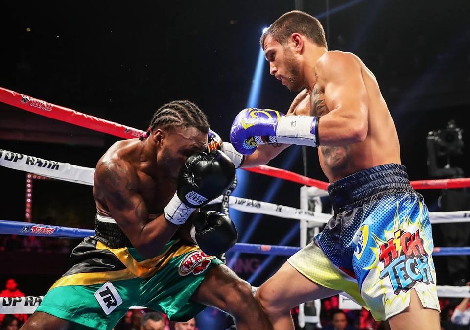 HBO Boxing Nov 26 Results