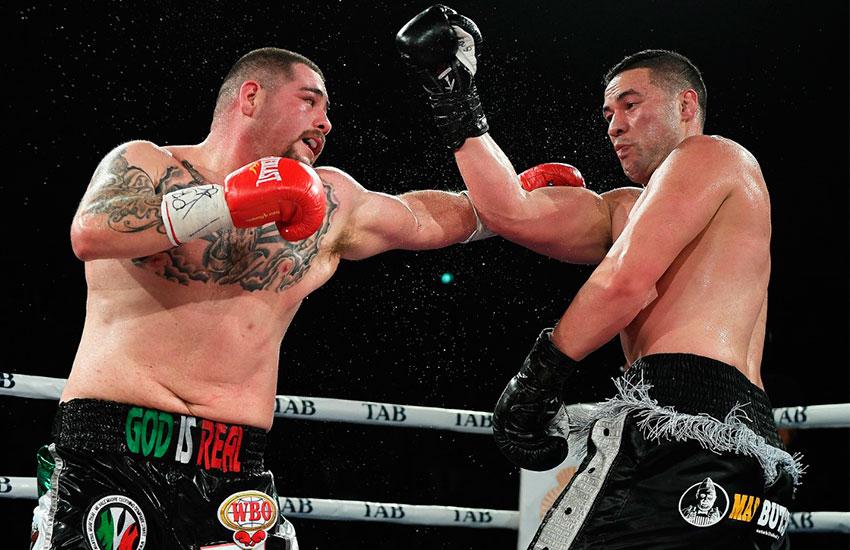 Parker-Ruiz Fight