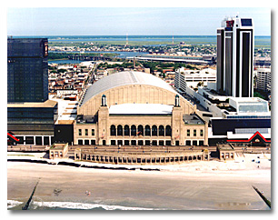 Atlantic City Boxing Hall