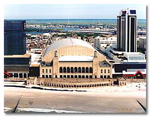 Atlantic City Boxing Hall