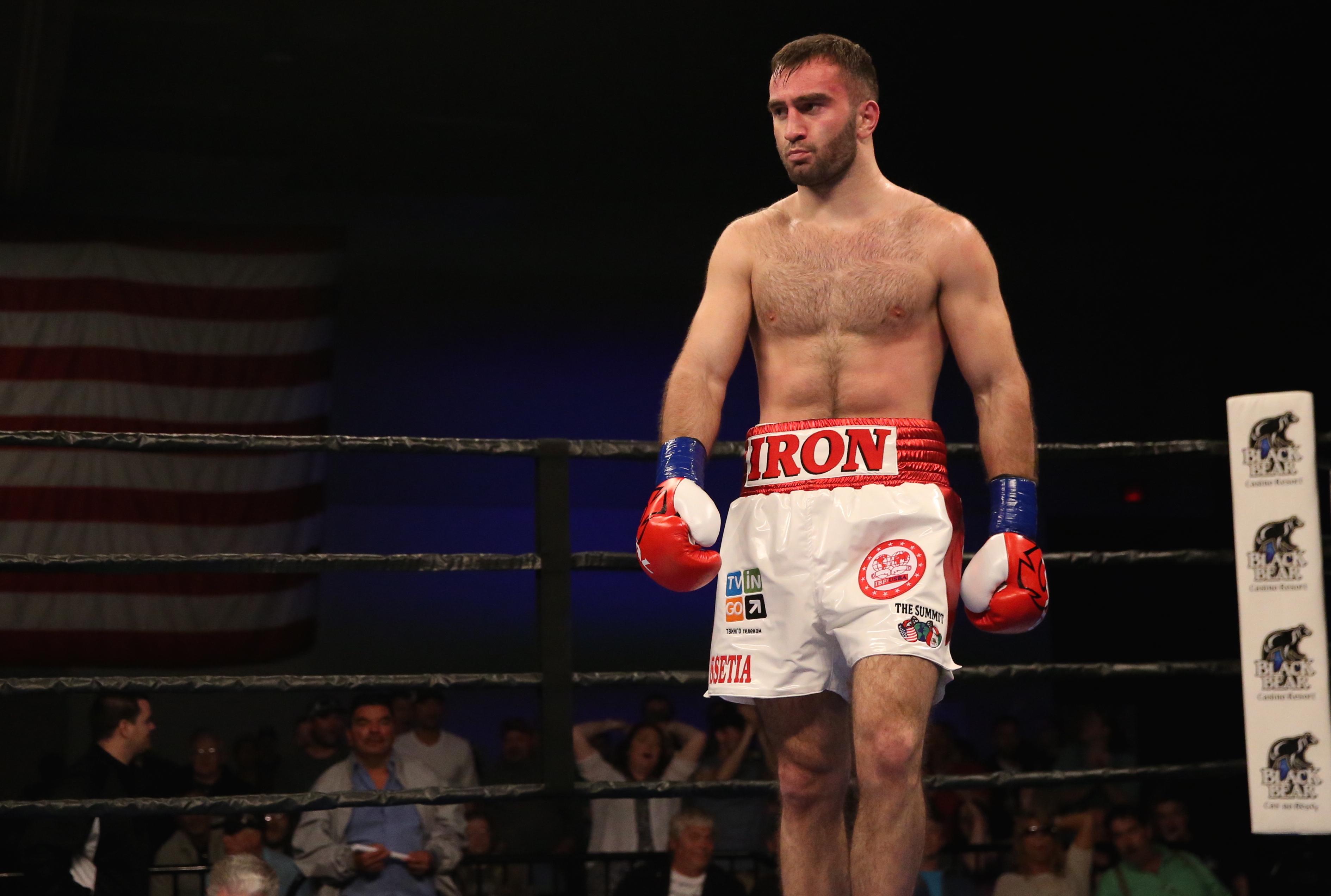 Murat Gassiev KO1 Jordan Shimmell