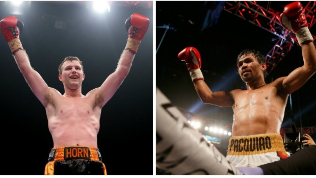 MANNY PACQUIAO EYEING JEFF HORN