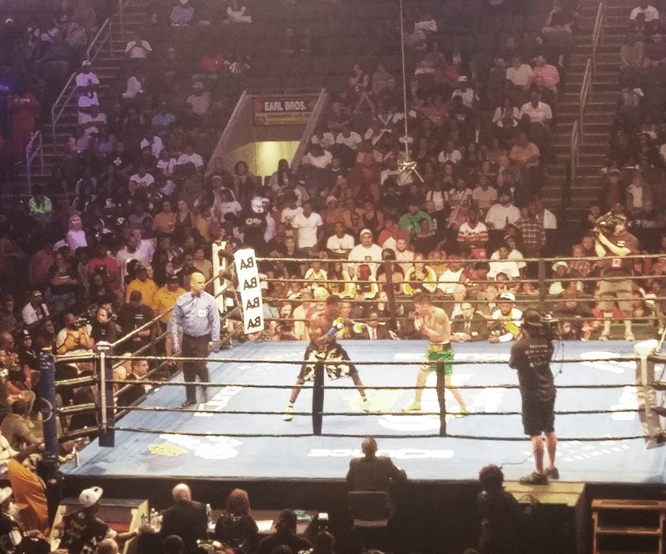Easter Jr vs Shafikov