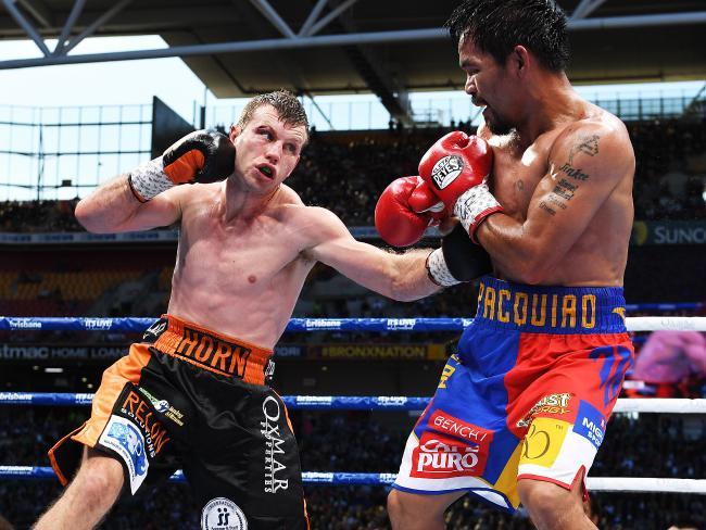 champion Manny Pacquiao