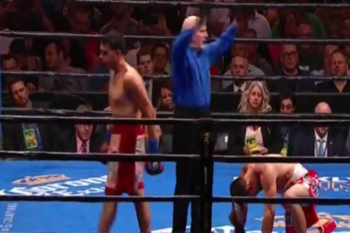 Figueroa Jr vs Guerrero