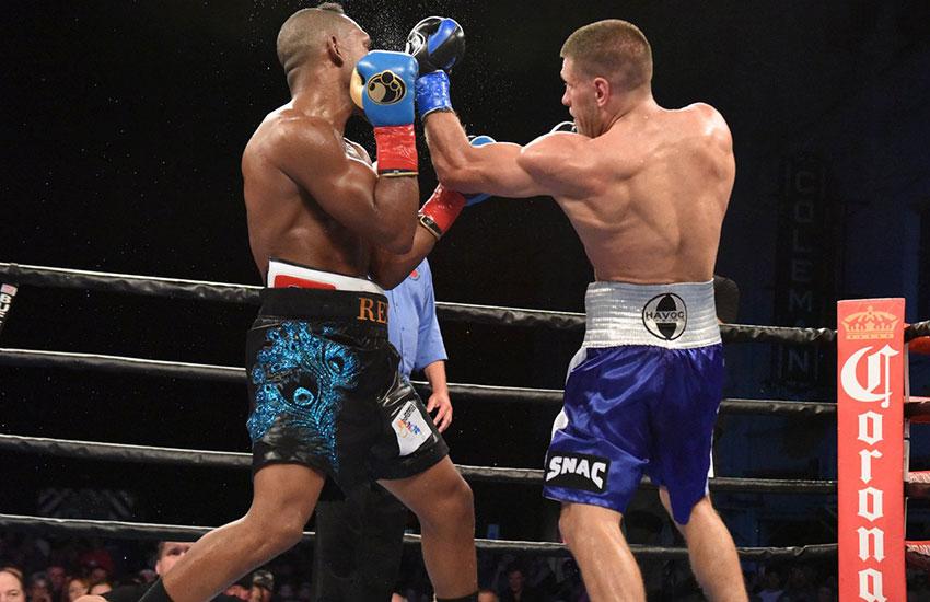 Johnson vs Derevyanchenko