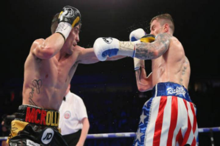 Crolla vs Burns