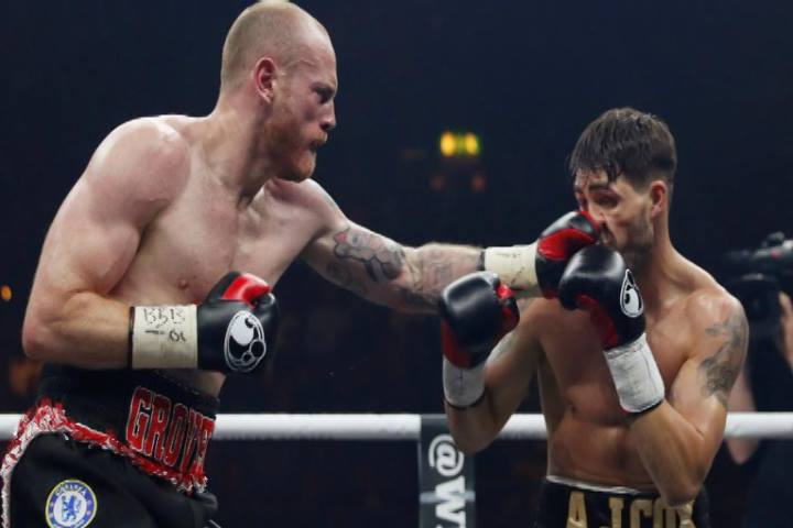 Groves Stops Cox